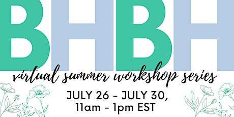 Summer College Prep Workshops | FREE!!! tickets