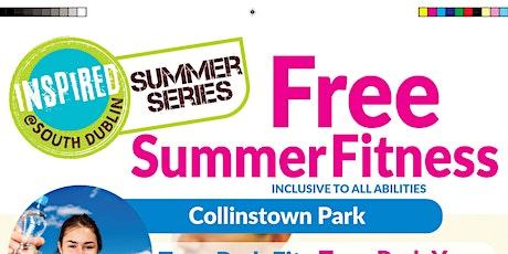 Free Park Yoga / Pilates (Collinstown Park) tickets