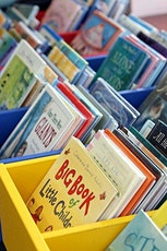 Colliers Wood Library - Story time with Lindsay tickets