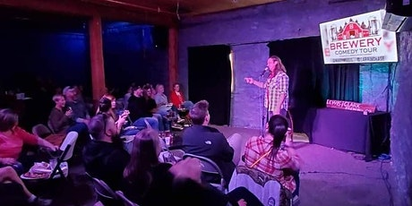 the BREWERY COMEDY TOUR at FIRST STREET tickets