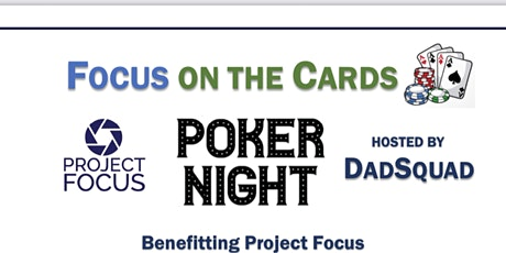 Focus on the Cards Texas Hold'em Tournament tickets