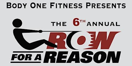 6th Annual Row For A Reason - Redondo Beach tickets