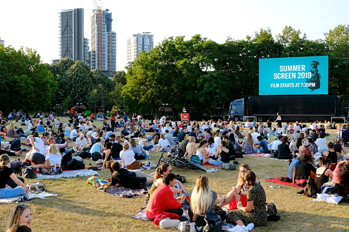 Vauxhall Summer Screen | Mamma Mia! | 03 August 2021 image
