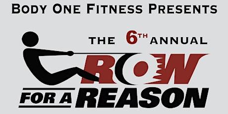6th Annual Row For A Reason - Palos Verdes tickets