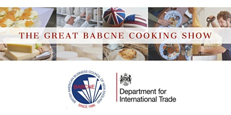 The Great BABCNE Cooking Show - British Bites! tickets