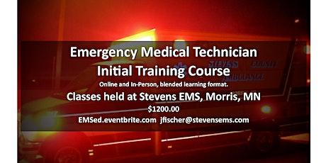Emergency Medical Technician (EMT) - Initial tickets