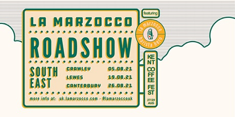 La Marzocco Roadshow - Canterbury tickets