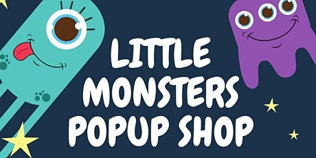 Bliss Avenue & The Cosmics Muse Presents: Little Monsters Popup Shop tickets