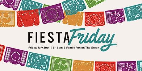 Fiesta Friday tickets
