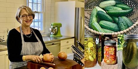 A Small-Batch Pickle Fest with Miriam Rubin tickets