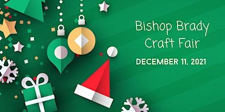 Bishop Brady Craft Fair 2021- Artisan Registration tickets