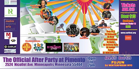 Twin Cities Carifest 2021 - After Party tickets