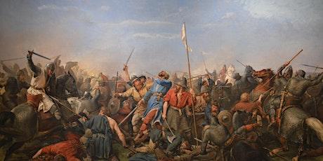 The Battle of Stamford Bridge (25th Sept. 1066)   - with Dr Sam Newton FSA tickets