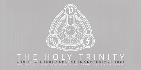 2022 Christ-Centered Churches Conference: tickets