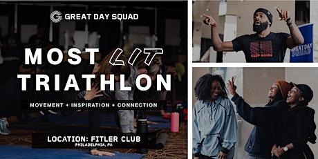 Most Lit Triathlon tickets
