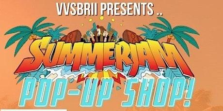 The Summer Jam Pop Up Shop tickets