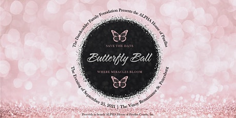Butterfly Ball 2021: Where Miracles Bloom tickets
