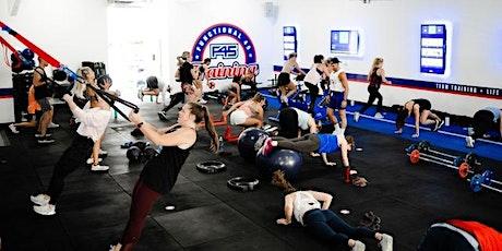 Fitness Class at F45 Training tickets