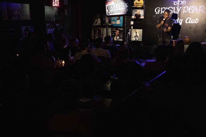 Comedy at the Grisly Pear! image