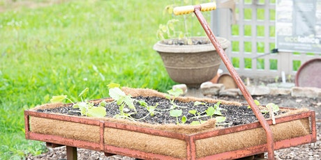 Children's Garden: Planting Seeds tickets
