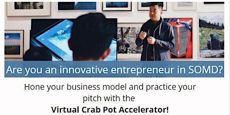 The Virtual Crab Pot Accelerator tickets