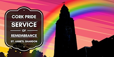 Cork Pride Remembrance Service with St Annes, Shandon tickets