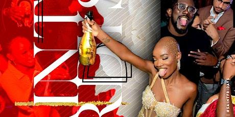 Saint Fridays DC | HipHop; AfroBeats; Dancehall; Soca; International tickets