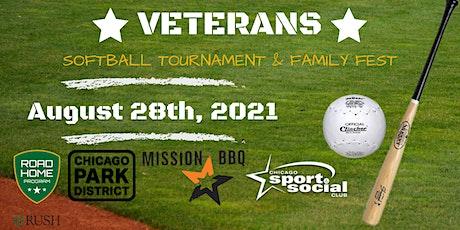 Veterans Softball Tournament & Family Fest 2021 tickets