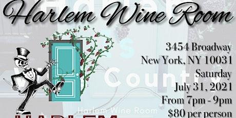 Franklin Lodge 447 Summer Social at the Harlem Wine Room tickets