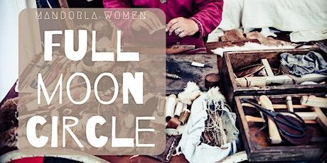 Women's Full Moon Circle  ~ Animism tickets