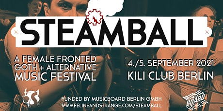 Steamball VI - Musikfestival Tickets