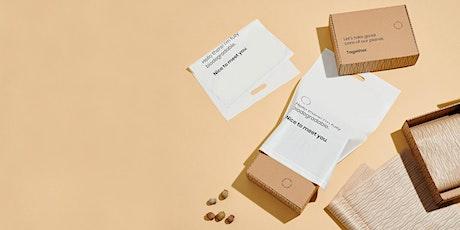 Alternatieven voor Single Use Plastic en Plastic Verpakkingen. tickets