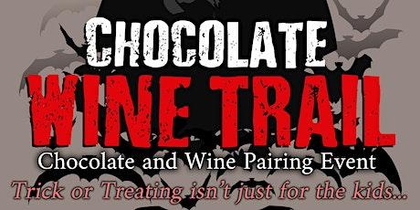Chocolate Wine Trail 2021 tickets