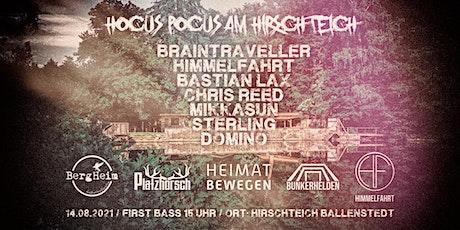 Hocus Pocus am Hirschteich Tickets