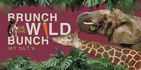 Brunch for the Wild Bunch tickets