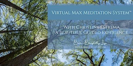 Friday Night Virtual Max Meditation System™ Tickets