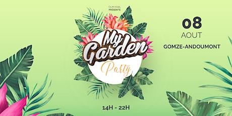My Garden 2021 billets