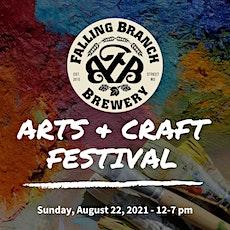 3rd Annual Arts & Craft Festival tickets