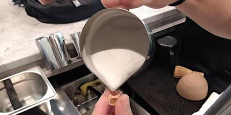Coffee Workshop: Latte Art Basics tickets