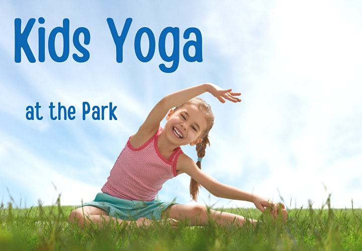 Kids Yoga at the Park; 2-6 yrs old image