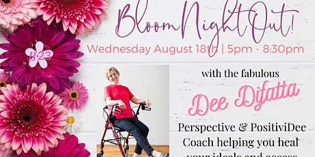 Bloom Night Out tickets