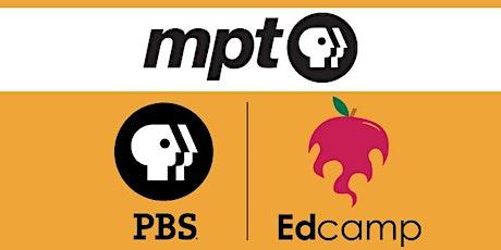 MPT-PBS Virtual Edcamp: Classroom Management Strategies tickets
