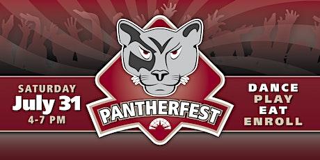 PCC Pantherfest 2021 tickets