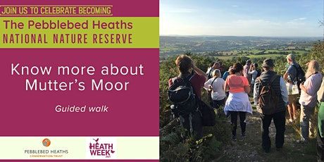 Know more about Mutter's Moor - HEATH WEEK 2021 tickets
