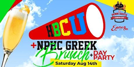 HBCU Greek Brunch + Day Party | 8.14 tickets