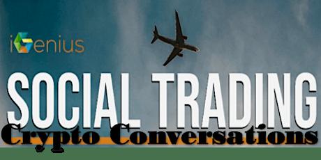 MONEY CONVERSATIONS: CRYPTO A.I. tickets