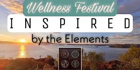 Wellness festival tickets