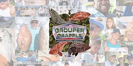 2021 Grouper Grapple Fishing Tournament tickets