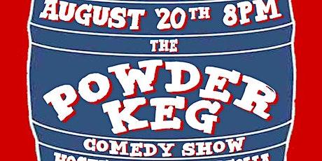 Powder Keg Comedy Show w/ Billy Myers III, Blake Butler & Zach Bennett tickets