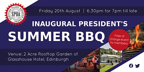 The Inaugural President's Summer BBQ tickets